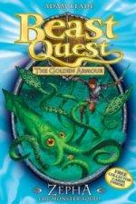 Beast Quest: Zepha the Monster Squid