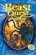 Beast Quest: Arachnid the King of Spiders