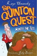 Sir Quinton Quest Hunts the Yeti