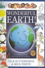 Wonderful Earth - An interactive book for hours of fun learning
