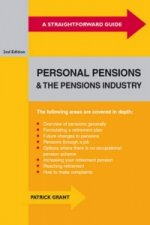 Straightforward Guide to Personal Pensions and the Pensions