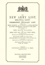 Hart's Annual Army List, 1895