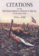 Citations of the Distinguished Conduct Medal 1914-1920