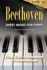 Sheet Music for Piano, Beethoven