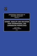 Gender, Equality and Education from International and Compar