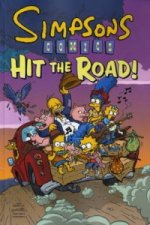Simpsons Comics Hit the Road