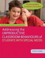 Addressing the Unproductive Classroom Behaviours of Students