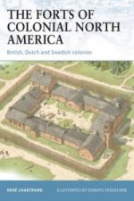 Forts of Colonial North America