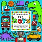 Treasure Hunt for Boys