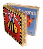 Fuzzy Bee and First Words First Book Pack