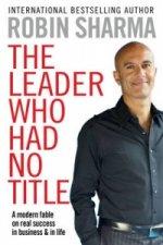 Leader Who Had No Title