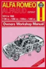Alfa Romeo Alfasud/Sprint 1974-88 Owner's Workshop Manual