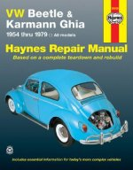 VW Beetle and Karmann Ghia (1954-79) Automotive Repair Manua