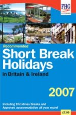 Recommended Short Break Holidays in Britain