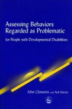Assessing Behaviors Regarded as Problematic in People with D