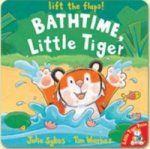 Bathtime, Little Tiger