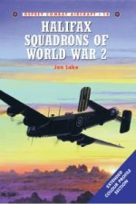 Halifax Squadrons of World War II