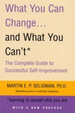 What You Can Change and What You Can't: Learning to Accept W