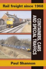Rail Freight Vol 4 Containers Cars & Spe