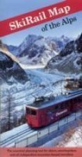 Skirail Map of the Alps