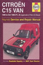 Citroen C15 Van Service and Repair Manual