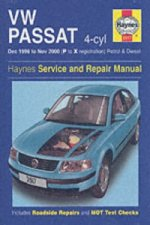 VW Passat (96-00) Service and Repair Manual