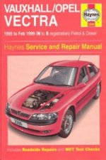 Vauxhall/Opel Vectra Service and Repair Manual