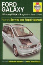 Ford Galaxy Petrol and Diesel Service and Repair Manual