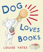 Dog Loves Books