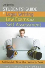 Students' Guide to Legal Writing, Law Exams and Self Assessment