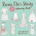 Rosie Flo's Sticky Colouring Book