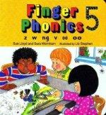 Finger Phonics book 5