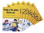 Finger Phonics Big Books 1-7 : in Precursive Letters (British English edition)