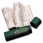 Oarsman's and Angler's Map of the River Thames 1893