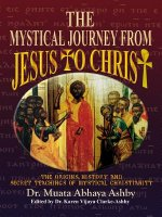 Mystical Journey from Jesus to Christ