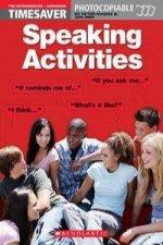 Speaking Activities Pre-intermediate - Advanced