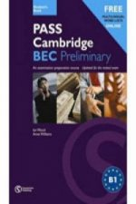 Pass Cambridge BEC Preliminary Practice Test Book