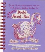 Dodo Mini Acad-Pad Diary 2010/11