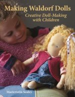 Making Waldorf Dolls