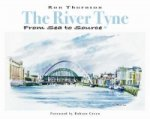 River Tyne from Sea to Source