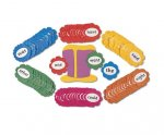 Jolly Phonics Tricky Word Wall Flowers