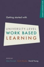 Getting Started with University-level Work Based Learning