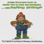 Archie Sparrow's Book of Useful Tips to Beat the Recession w