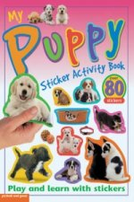 My Puppy Sticker Activity Book