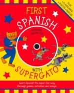 First Spanish with Supergato