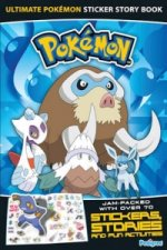 Pokemon Sticker Story Book 2009