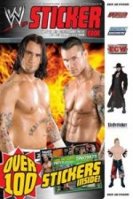 WWE Sticker Activity Book Spring 2010