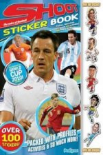 Shoot World Cup Sticker Profile Book Spring 2010