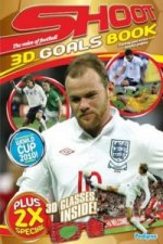 Shoot World Cup 3D Goal Special Book Spring 2010
