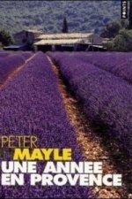 Une annee en Provence. Mein Jahr in der Provence, französische Ausgabe